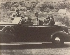 FDR, Eleanor, and Senator Murray (University of Montana Mansfield Library Archives)