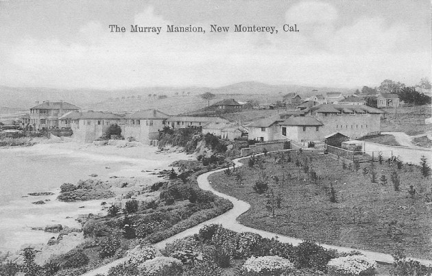 Murray Mansion Postcard (2)